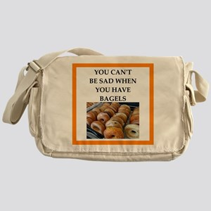 bagels Messenger Bag