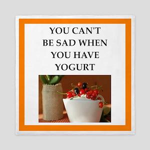 yogurt Queen Duvet