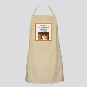 yogurt Apron