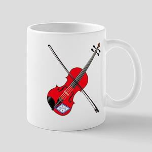Arkansas State Fiddle Mugs