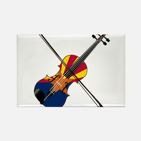 Arizona Fiddle Magnets