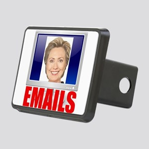 Hillary Emails Hitch Cover