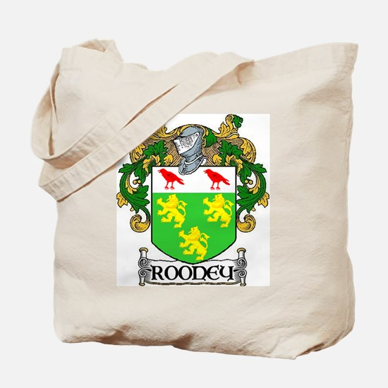 Rooney Coat of Arms Tote Bag