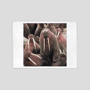 Walrus 5'x7'Area Rug