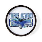 1966 Pontiac GTO Wall Clock