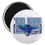 1966 Pontiac GTO Magnet