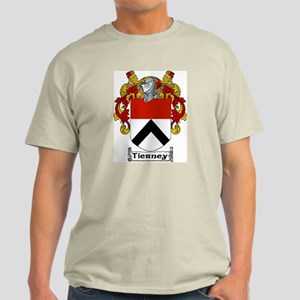 Tierney Coat of Arms Light T-Shirt