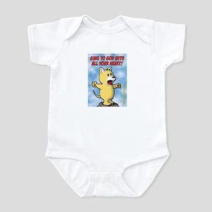 Sing To God Infant Bodysuit