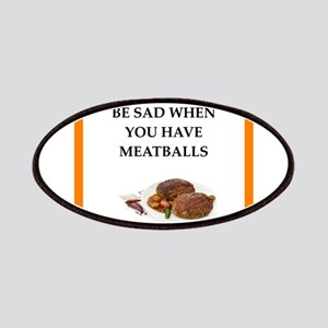 meatballs Patch