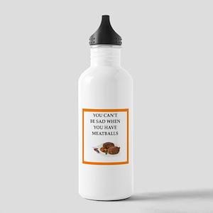meatballs Water Bottle