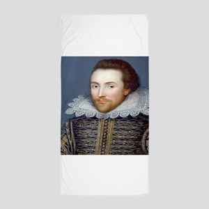 Shakespeare Beach Towel