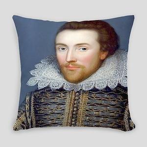 Shakespeare Everyday Pillow
