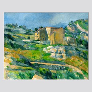 Houses in Provence by Paul Cézanne Posters