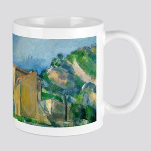 Houses in Provence by Paul Cézanne Mugs