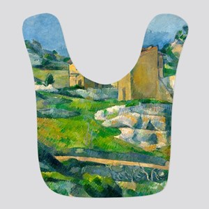 Houses in Provence by Paul Cézanne Polyester Baby