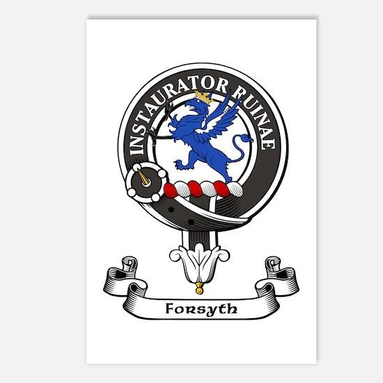 Badge - Forsyth Postcards (Package of 8)