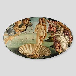 Botticelli - Birth of Venus Sticker