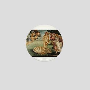 Botticelli - Birth of Venus Mini Button