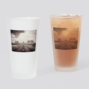 Monument Valley Drinking Glass