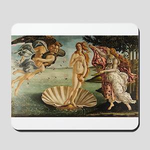 Botticelli - Birth of Venus Mousepad
