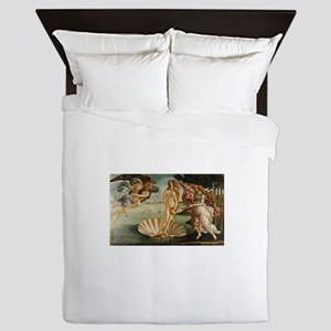 Botticelli - Birth of Venus Queen Duvet