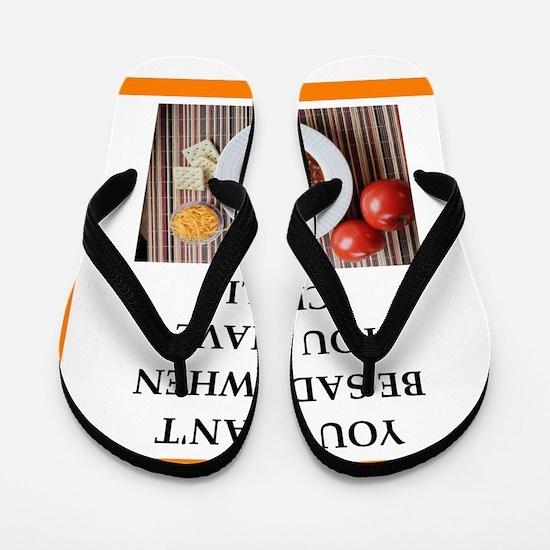 chili Flip Flops