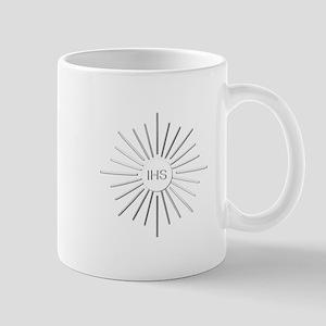 The Holy Eucharist 11 oz Ceramic Mug