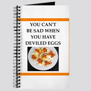 deviled eggs Journal