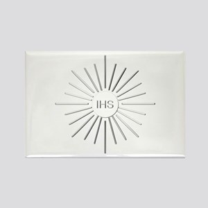 The Holy Eucharist Rectangle Magnet