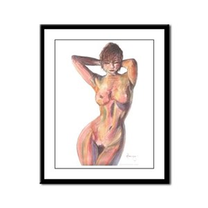 Maid of Reality Framed Panel Print