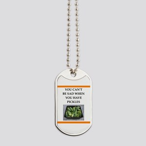 pickles Dog Tags