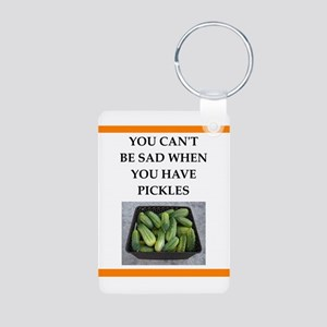 pickles Keychains