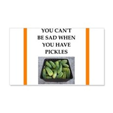 pickles Wall Decal