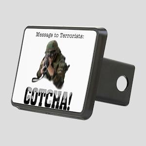 Gotcha! Hitch Cover