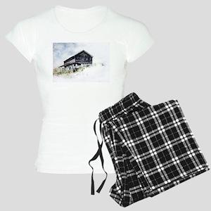 Menzie Barn Pajamas