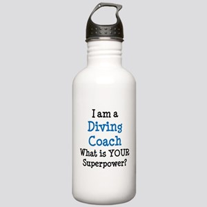 diving coach Stainless Water Bottle 1.0L