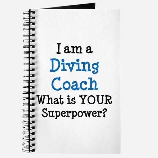 diving coach Journal