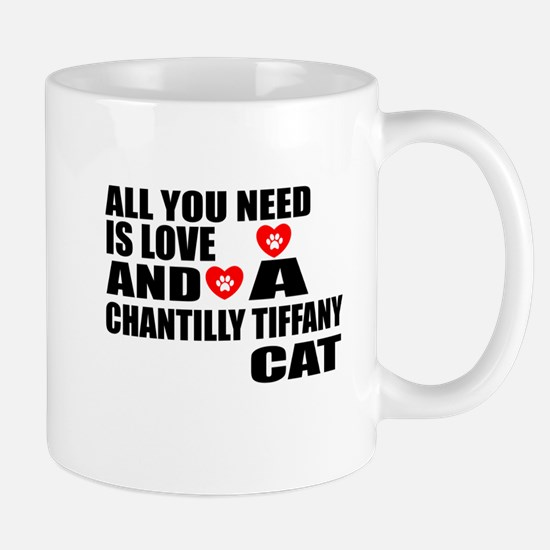 All You Need Is Love Chantilly T Mug