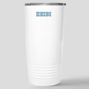 Heidi Stainless Steel Travel Mug