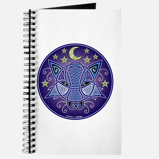 Celtic Wolf Journal