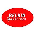 BELKIN AIRLINES - Sticker