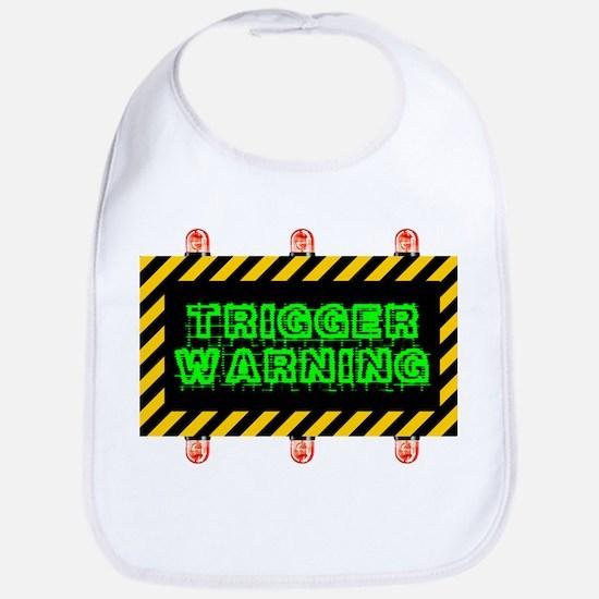 Trigger Warning Bib