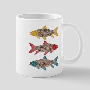 Rainbow Fish Mugs