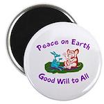 E&D Peace - Magnet