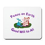 E&D Peace - Mousepad