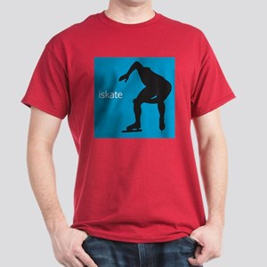 iskate silhouette 4 Dark T-Shirt