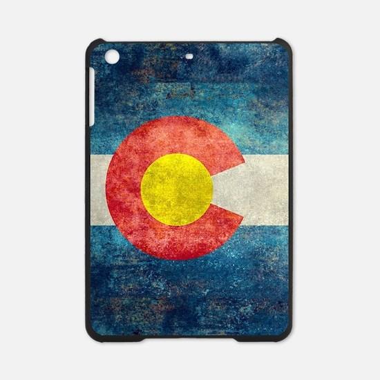Colorado State Flag - Retro Style iPad Mini Case