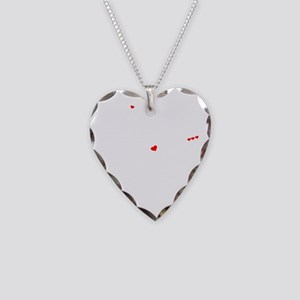 TESLA thing, you wouldn't und Necklace Heart Charm