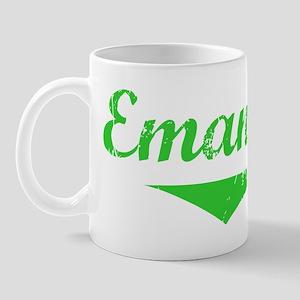 Emanuel Vintage (Green) Mug