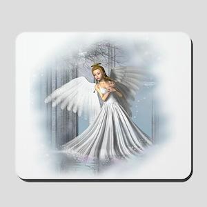 Angelic Beauty Mousepad